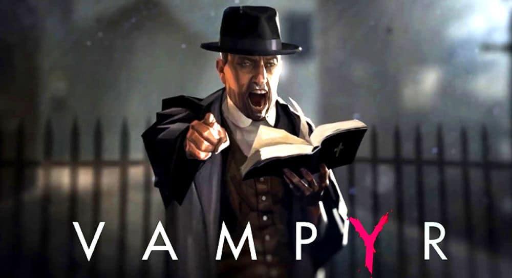 เกมVampyr